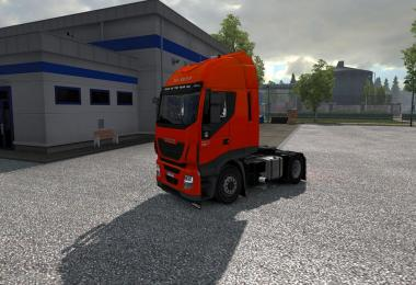 Iveco Hi-Way Reworked v1.7