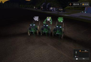 JD 4045 Sprayer/Spreader v1.0