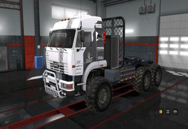 KAMAZ Polar v1.0