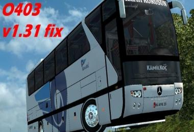 Mercedes Benz O403 Dealer Fix & Retarder Sound v1.1