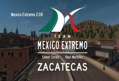 Mexico Extremo v2.0B (Update 06/02/2018)