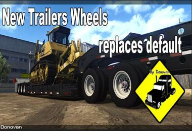 New wheels for trailers instead of default v1.0
