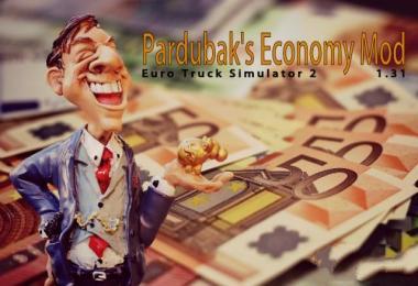 Pardubak's Economy Mod v1.31.24