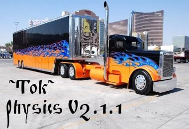 Physics of the Truck v2.1.1 from Tok