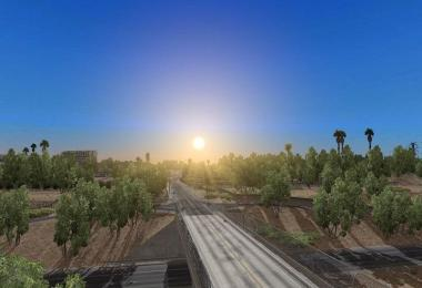 Piva Weather Mod v1.3 NO HDR for ATS + addon