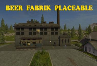 Placeable Beer Fabrik v1.0