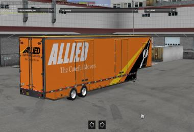 RD Moving Van v1.0