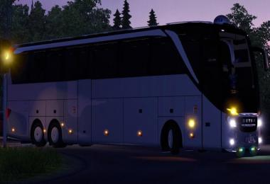Real Setra Engine Sound V2 1.31.x