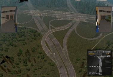 Realistic Russian Highways v4.1 Promods version