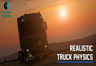 Realistic Truck Physics v5.7 – by Frkn64