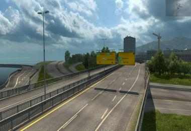 Scandinavia Mod ProMods map add-on v0.4