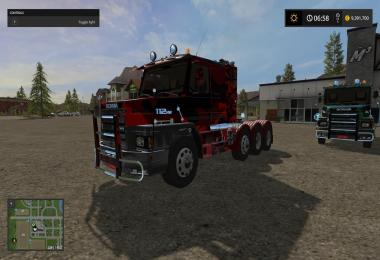 Scania 112 Forest Multi-Color v1.0