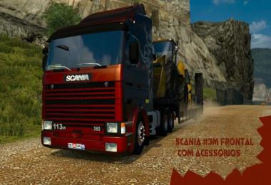 Scania 113 360 Frontal v1.0