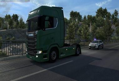 Scania 2016 Traffic v1.0