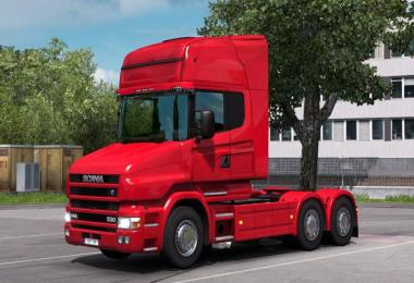 Scania 4 series addon for RJL Scanias v2.2.3