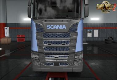 Scania Next Gen 2016 Tunning 1.31