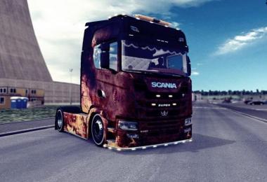 Scania S 2016 Edit 1.31.x