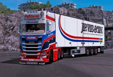 Scania S500 Pwt thermo Stessens - 1.31.x