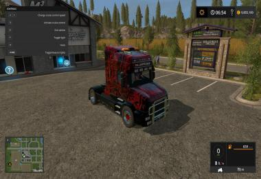 Scania T164 Tribal v1.0