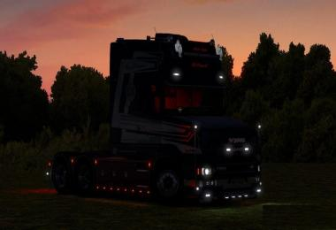 Scania T580 C&M Transport Service 1.31.x