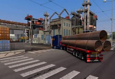 SCS Trailer Patch v2.1 + Templates (17.06.18) 1.31.x