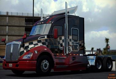 SCS Trucks Extra Parts v1.8 1.31.x