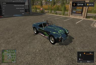 Shelby Cobra Green v1.0