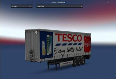 Tesco Trailer v1.0