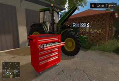 Tool trolley v1.0