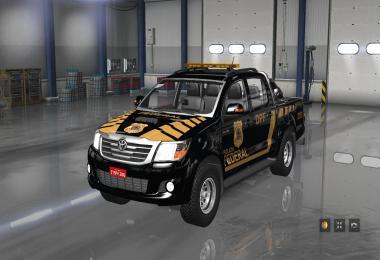 Toyota Hilux 2016 v2.0