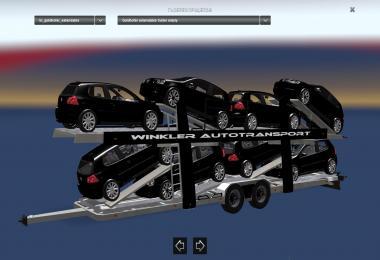 Trailer tandem Autotrailer v1.0