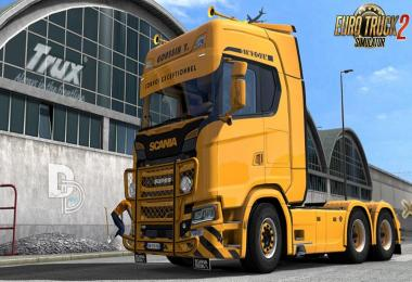 Trux Highway for Scania NextGen S/R incl. Template 1.31.x