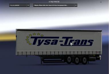 Tysa Trans Trailer v1.0