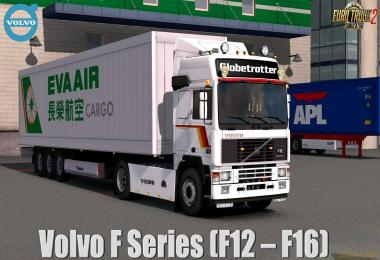 Volvo F Series (F12 – F16) v2.1 1.31.x