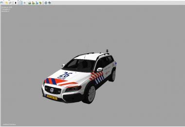 Volvo Politie v1.0