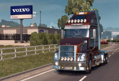 Volvo VNL670 (Aradeth) ATS 1.31.x