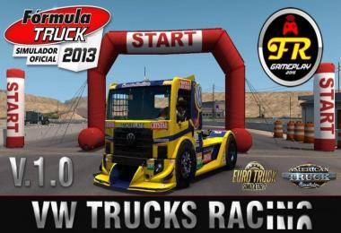 VW Trucks Racing v1.0