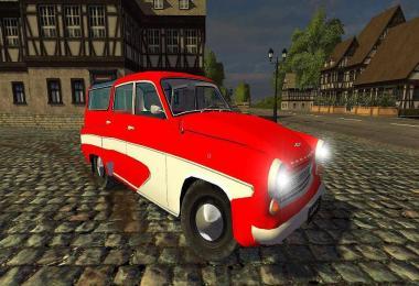 Wartburg 311 Kombi v1.0