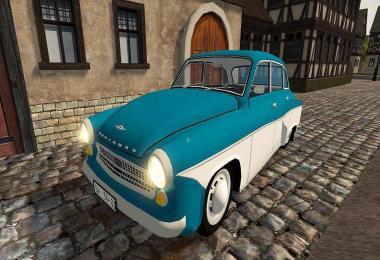 Wartburg 311 Limousine v1.0