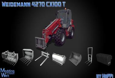 Weidemann 4270 CX 100T v1.0.1.0