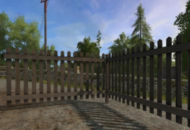 Wood Fence Panel (Prefab) v1.0.0.0