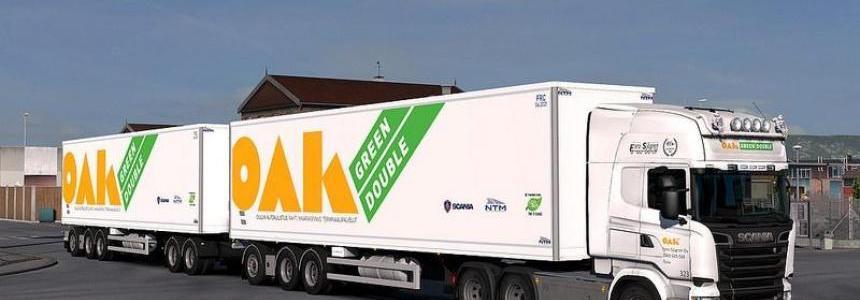 NTM OAK Green double Addon v1.0