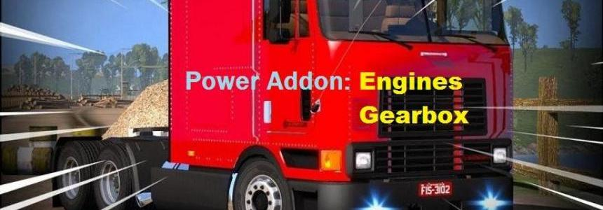 Power addon for International 9800 v1.0