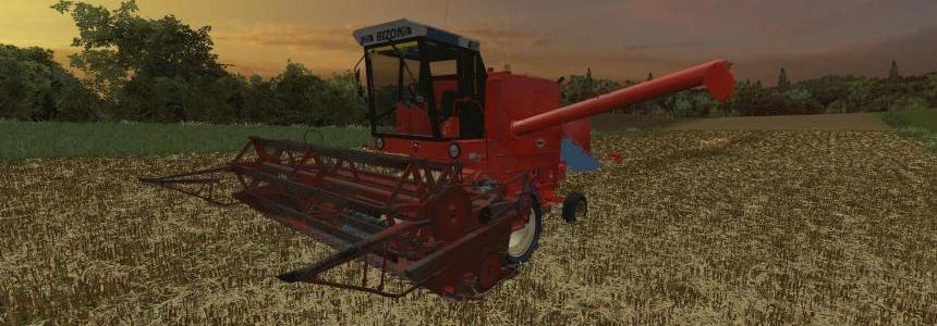 Bizon Z056 red Packa v1.1.0