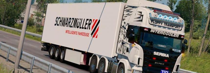 Schwarzmuller Trailer v1.0.0
