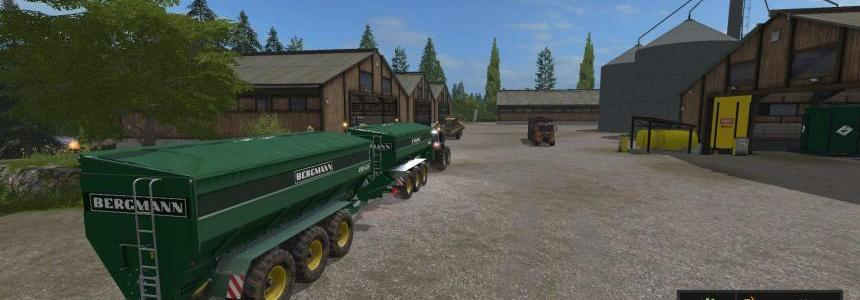 Bergmann GTW Auger Wagon update by Stevie