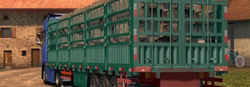 Bricks Trailer Transport v1.0