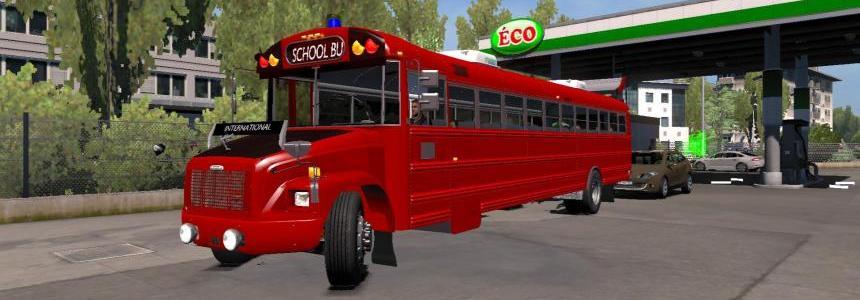 Bus Freightliner F65 v1.0