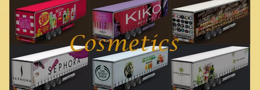 Cosmetic products v1.0