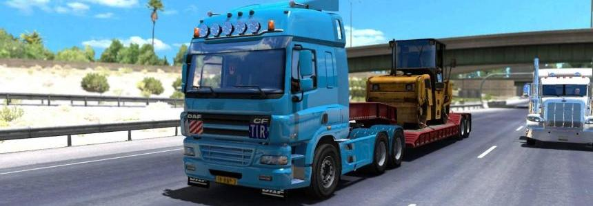 DAF CF 85 Euro 3 for ATS 1.31.x FIXED